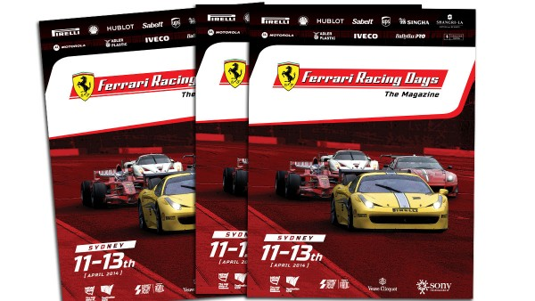 Ferrari Racing Days: the magazine - 2014